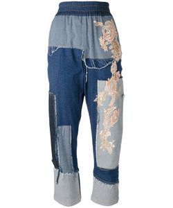 Antonio Marras | Patch-Work Jeans 38
