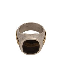 TOBIAS WISTISEN | See-Through Stone Ring 62