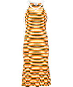 Courreges | Courrèges Striped Midi Tank Dress