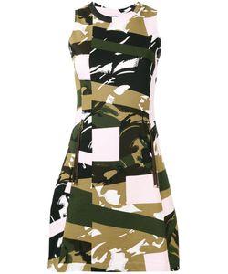 Kenzo | Printed Sweat Dress L