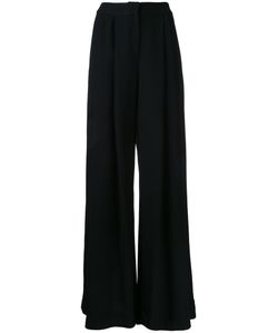 Bianca Spender | Crepe Languid Trousers 12 Polyester/Acetate
