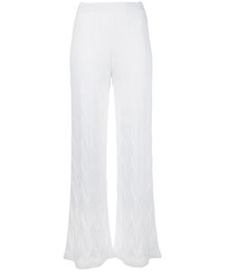 Missoni | M Crochet Flared Trousers Size 38