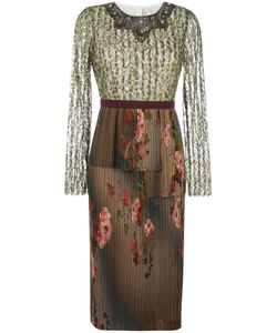 Antonio Marras | Nanako Dress 46 Polyester/Spandex/Elastane