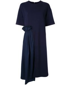 Muveil | Ruffled Detailing T-Shirt Dress Size 36