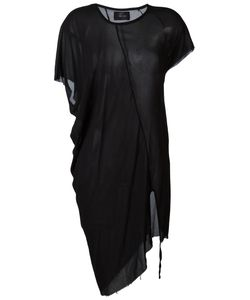 Lost & Found Ria Dunn | Draped T-Shirt Dress Size Small