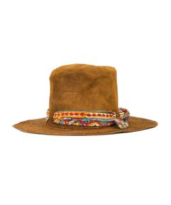 NICK FOUQUET | Osceola Hat 57 Suede