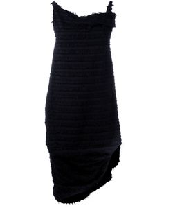 Vivienne Westwood Anglomania | Fringed Asymmetric Dress Size 46