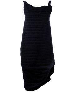 Vivienne Westwood Anglomania | Асимметричное Платье С Бахромой