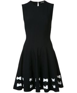 Alexander McQueen | Exposed Bow Skater Dress Size Medium