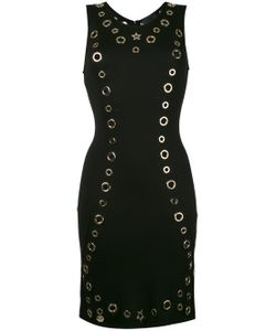 Philipp Plein | Eyelet Detail Dress