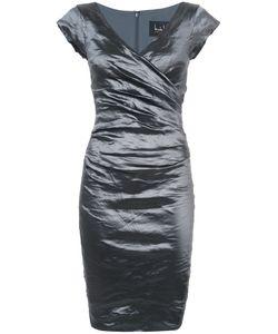 Nicole Miller | Платье С Эффектом Помятости