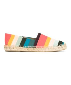 Paul Smith | Rainbow Stripe Espadrilles Size 8