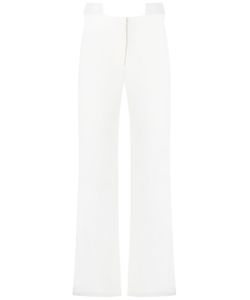 Adriana Degreas | Wide Leg Trousers 38 Viscose/Spandex/Elastane