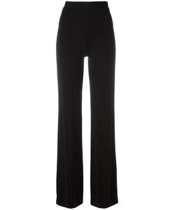 Plein Sud | Wide Leg Soft Trousers 42