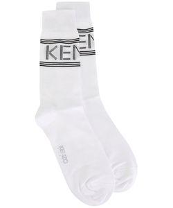 Kenzo | Logo Panel Socks Size Medium