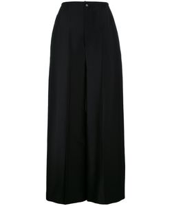 Joseph   Wide-Legged Trousers 38 Acetate/Viscose/Polyurethane/Cotton