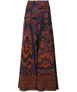 Circus Hotel | Flared Maxi Trousers Women