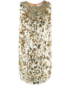Gianluca Capannolo | Sequin Shift Dress Size