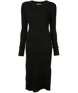 Cotton Citizen | Side Slit Midi Dress