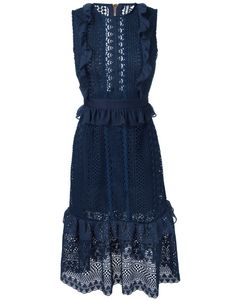 Perseverance London | Lace Detail Dress Size 8