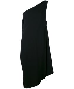 Issey Miyake | Single Shoulder Asymmetric Dress
