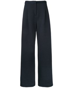 Bianca Spender | Quilted Ponte Florence Trousers 10