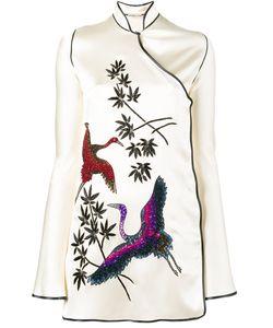 ATTICO   Elena Embellished Kimono Dress