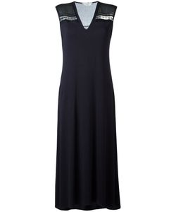 D.exterior | Panel V-Neck Dress Size Medium