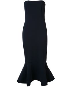 Cinq A Sept | Draped Hem Strapless Dress Size 10