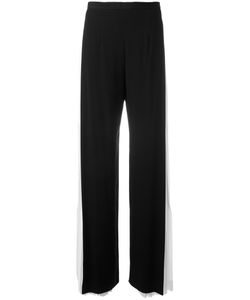 CAPUCCI | Pleated Panel Trousers Size 44