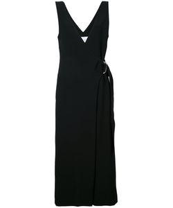 LE CIEL BLEU | Belted Cropped Jumpsuit Size