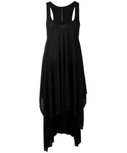 Barbara I Gongini   Curved Hemline Dress