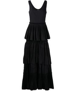 Alberta Ferretti | Ruffled Maxi Dress