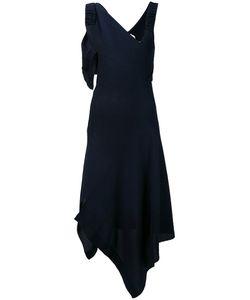 Victoria Beckham   Асимметричное Драпированное Платье