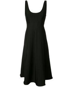 Tibi | Flared Sleeveless Dress 6