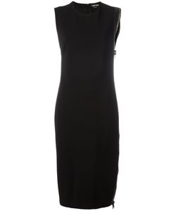 Tom Ford | Side Zip Panel Dress 38 Viscose/Polyamide/Spandex/Elastane/Silk