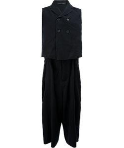 L'ECLAIREUR | X Mioran Tuxedo Jumpsuit Size 4 Virgin
