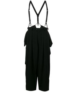 Y'S | Wide Leg Trousers Size 2 Polyester/Triacetate
