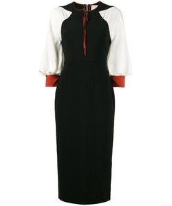 ROKSANDA | Atlen Keyhole Dress Size 14