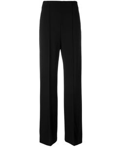 SportMax | Wide Legged Trousers Small Viscose/Spandex/Elastane