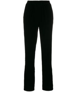 Designers Remix | Trim Velvet Trousers Women