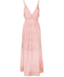 Missoni | M Plunge Neck Maxi Dress
