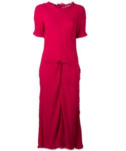 Hache | Drawstring Waist Dress Size 44