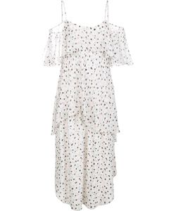 Maiyet | Fluid Wave Dress 8 Silk