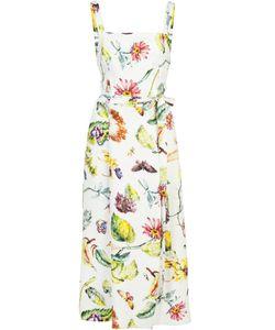 Adam Lippes | Printed Belt Dress