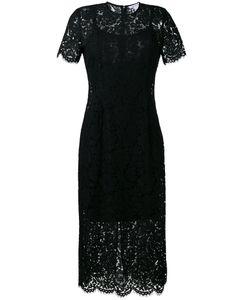 Diane Von Furstenberg | Carly Lace Dress 6 Cotton/Polyamide/Viscose/Silk
