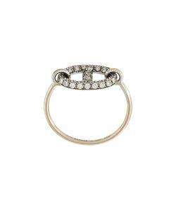 Hermès Vintage | Ancre Diamond Ring