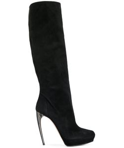 Alexander McQueen | Ботинки Horn Heel