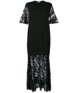 Mcq Alexander Mcqueen | Lace Trim Dress