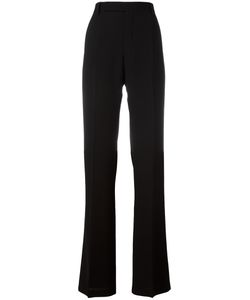Rick Owens | High Waisted Trousers 44 Viscose/Virgin Wool/Cupro